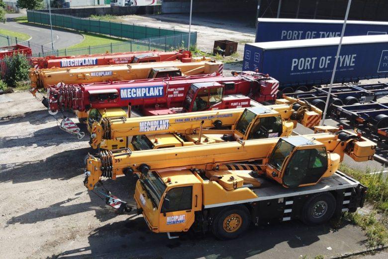Cranes-for-hire